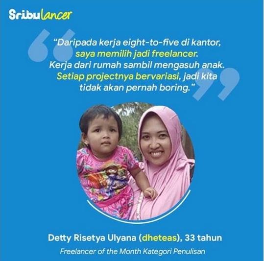 Detty Risetya - freelancer