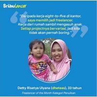 Detty Risetya - sribulancer