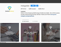 Social Media Marketing Services at Instagram
