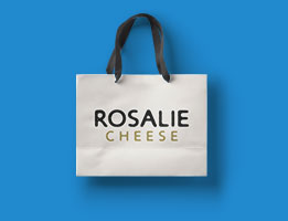 Rosallie logo design