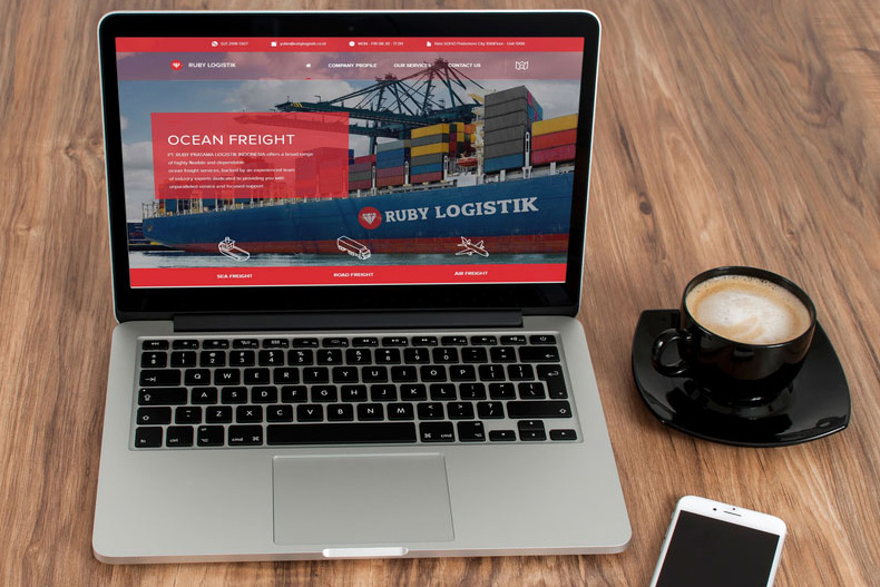 logistics online shop