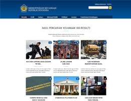 news portal web design