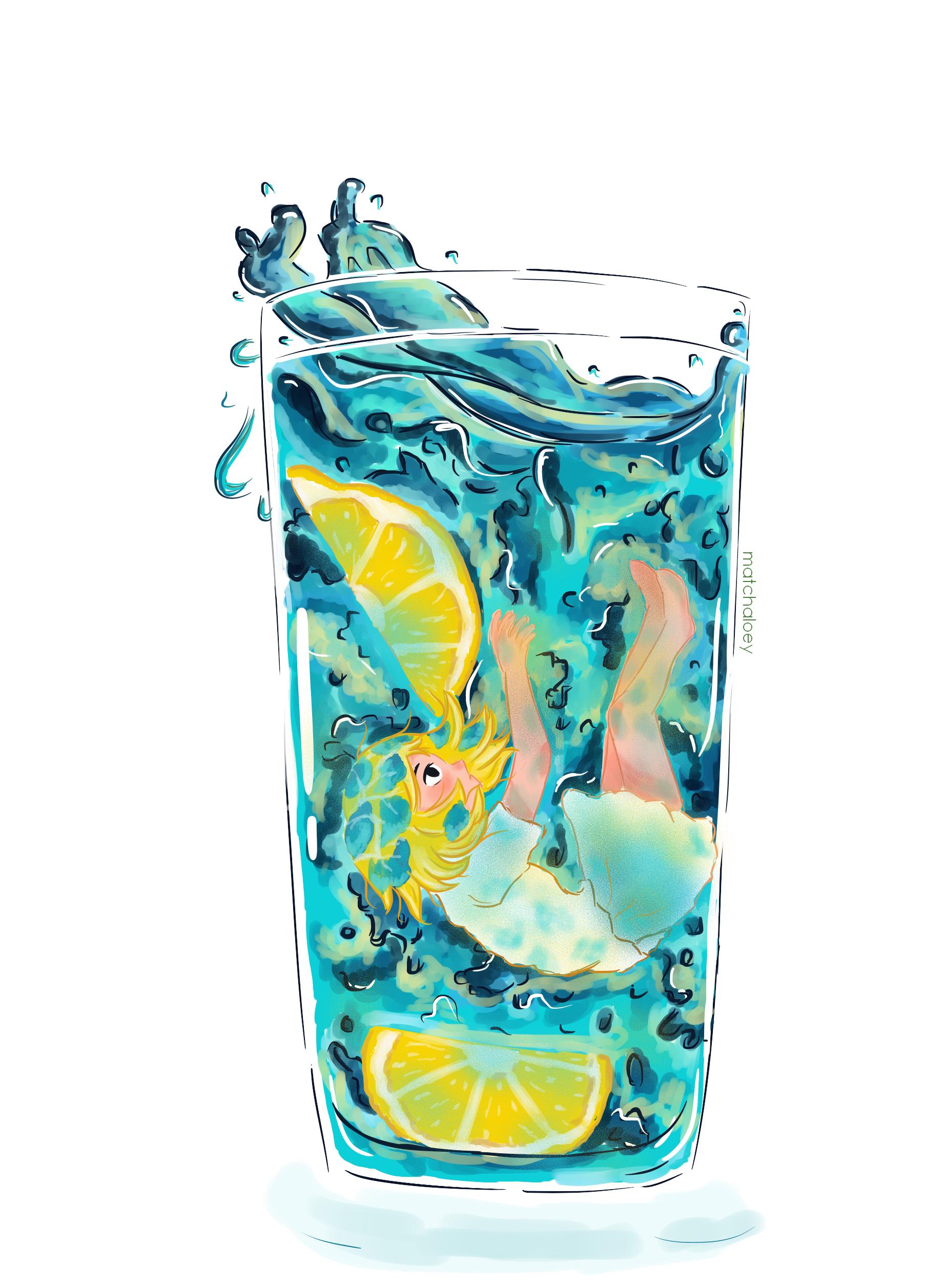 Lemon drink 98ee9735e9