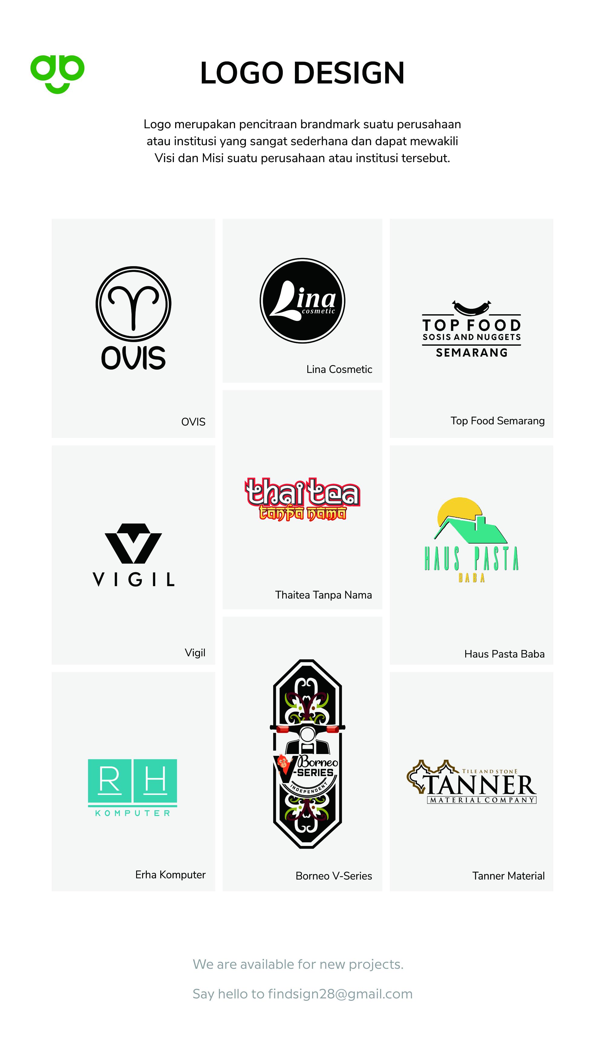 Logo design portfolio 2f99a9d070
