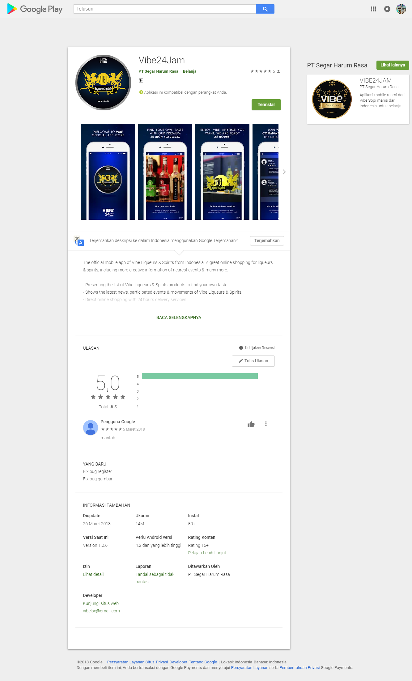 Aplikasi android toko online 24589456a3