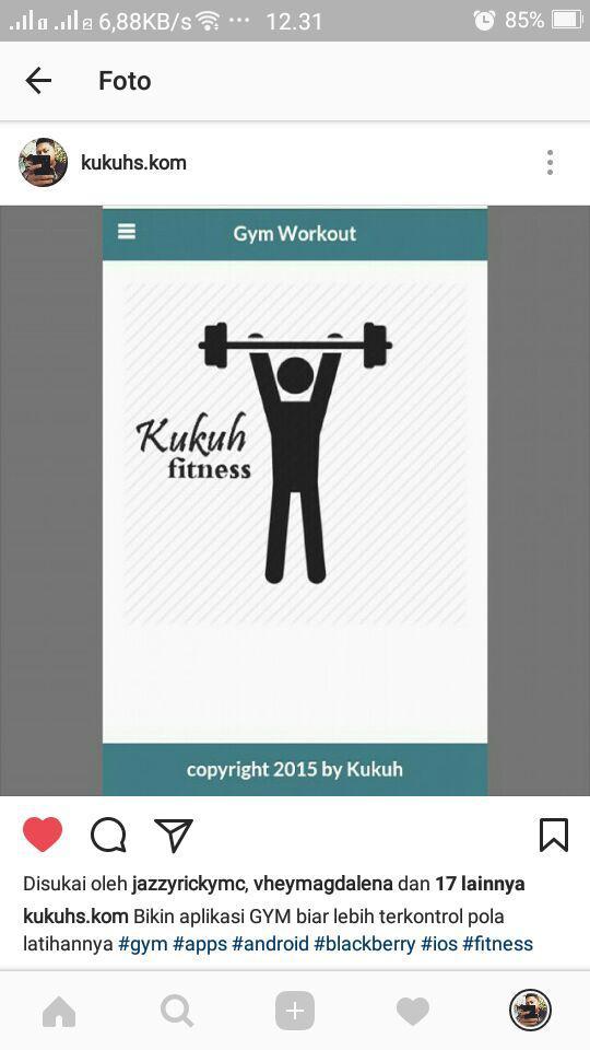 Kukuh fitness 4385368035