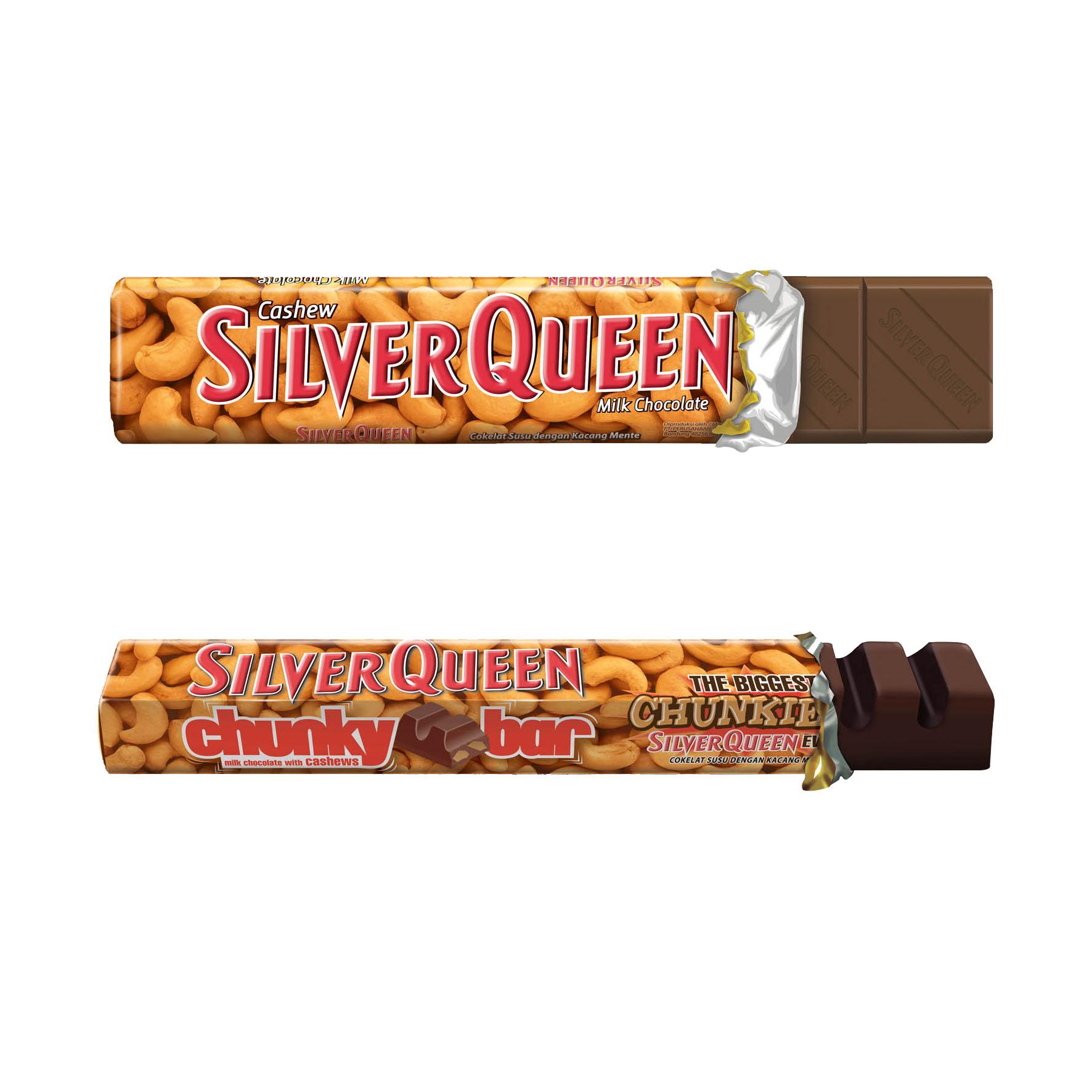 Silverqueen 3d ba22770371