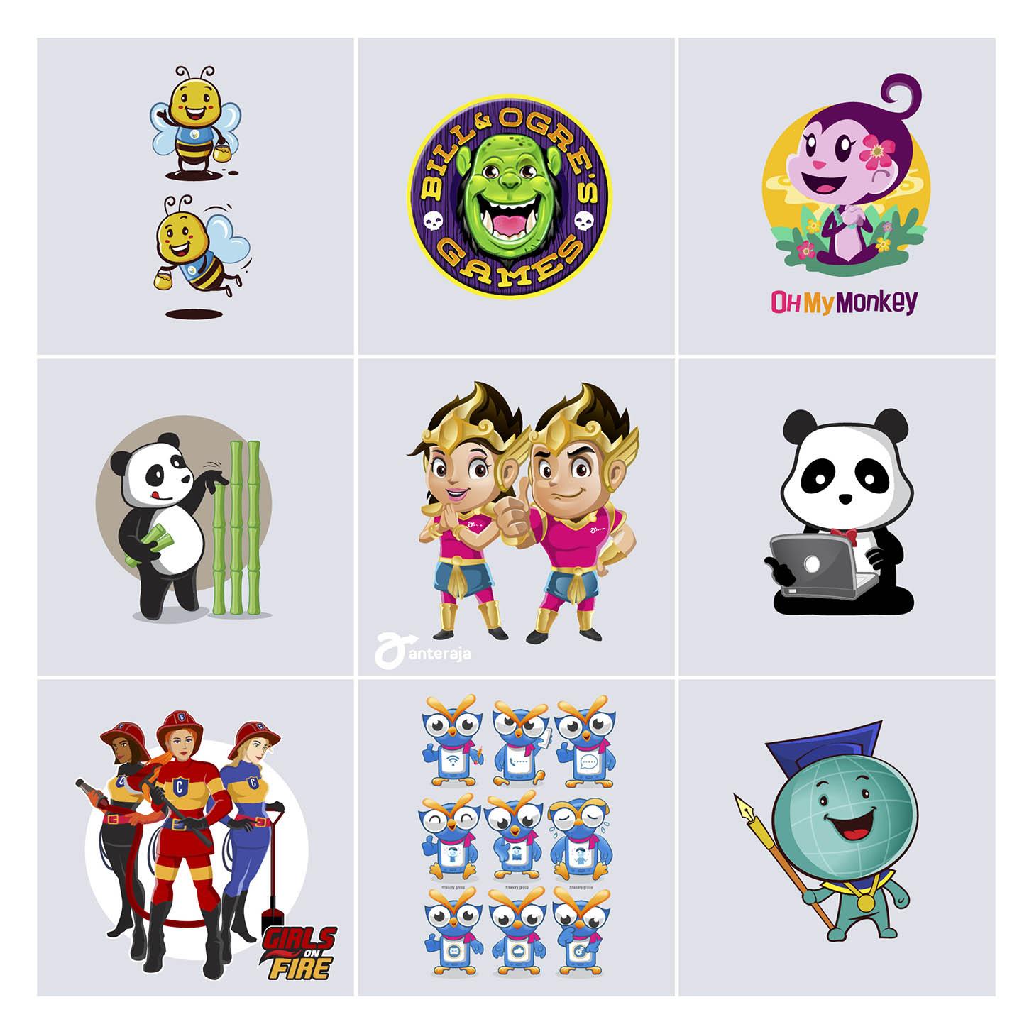 Character design 01 91a250d58a