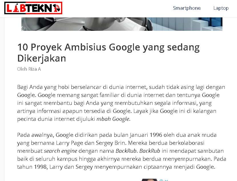 1. proyek ambisius google b76fecafc5
