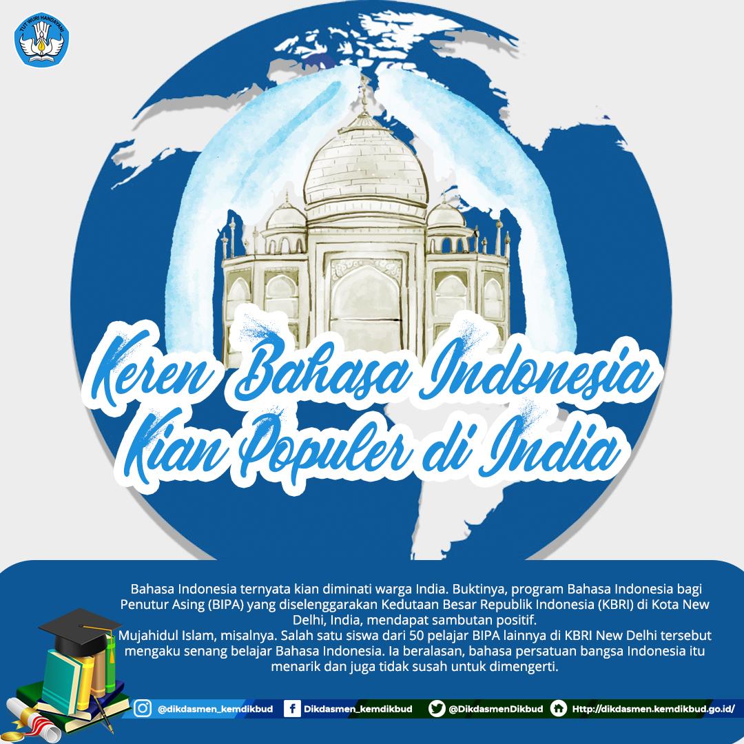 Bahasa indo di india f53fc5162f