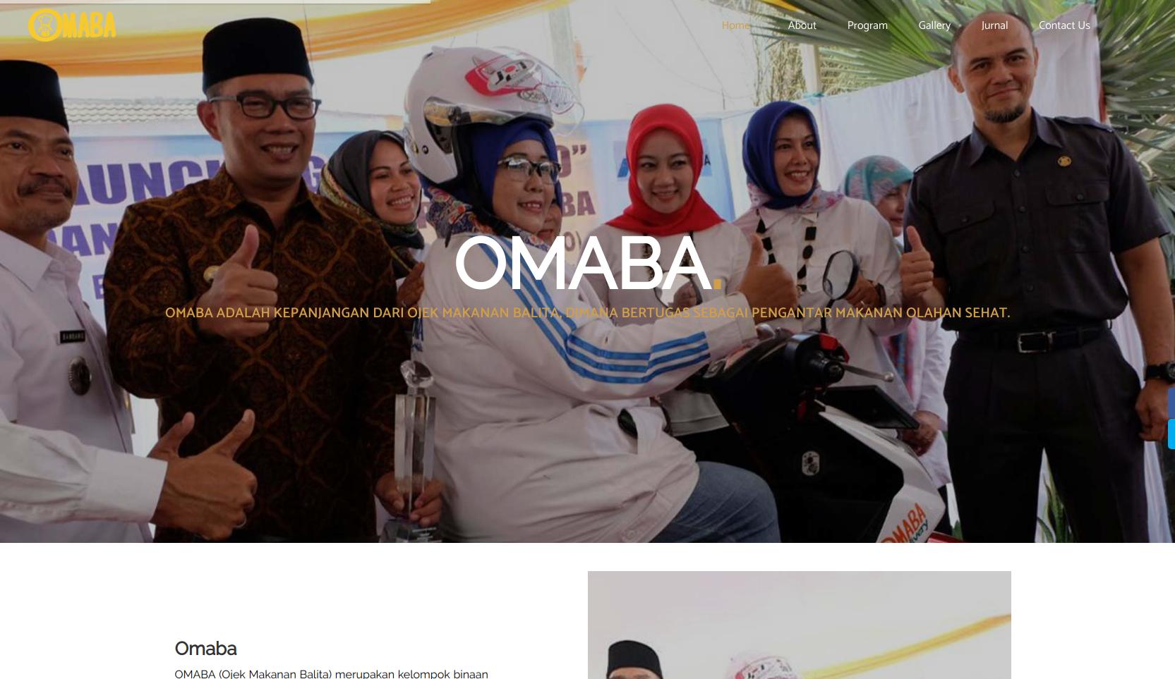 Omaba   homepage 73ef65f40e